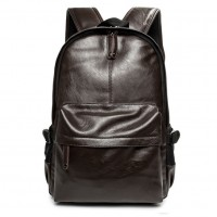 MC098 - Student's Backpack / Premium Leather Bag  F1