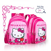 HK1 - Hello Kitty Backpack / Pinky Cute Kids Bag  RH4