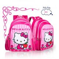 HK1 - Hello Kitty Backpack / Pinky Cute Kids Bag  G2