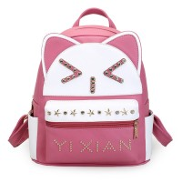 Casual Leather Backpack mc121 (Clearance Sales) - E1