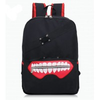MC185 - Bloody Mouth Backpack / Cool Casual Bag RG4