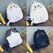 Chubby Cat Backpack mc197 RE1