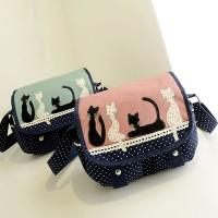 Polka Dot Sling Bag mc173 (Promo Price)