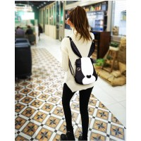 MC204 - Trendy Little Bunny Backpack / Korean Casual Rabbit Backpack -E2