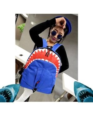 MC059 - Cool Shark Backpack / Awesome Shark Bite Bag - E1