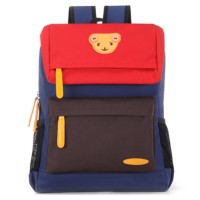 MC147 - Teddy Bear Cute Backpack / Kids School Bag