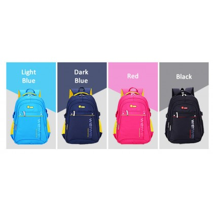 Primary School Student Quality Light Weight Backpack MC210 LD2