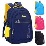 Primary School Student Quality Light Weight Backpack MC210 YC1