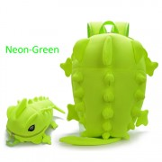 MC218 - Chameleon Iguana Spiky Lizard Backpack / Cool Fashion High-End Bag - E2