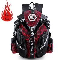MC239 - Cool Element Master Backpack / Leisure Travel School Trending Bag RE6