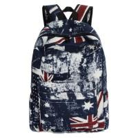MC245 - Euro Flag Design Urban Casual Backpack (Promo Price)GK1