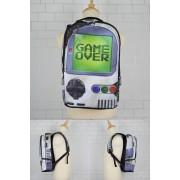 Cool Street Art Design Backpack / Urban Light Weight Leisure Bag [ MC160 , MC161 , MC162 , MC163 ]