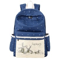 MC255 - Kawaii Vintage Style Cute Design Backpack (Promo Price)