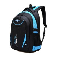 MC266 - Spine Protective Large Capacity Multi Compartment Student School Backpack