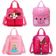 Girl Student Light Weight Convenient Hand Carry/ Sling Tuition Bag TB