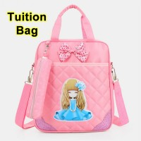 TB - Student Light Weight Convenient Hand Carry/ Sling Tuition Bag