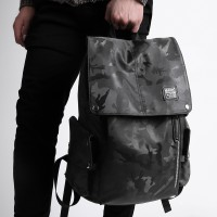 MC268 - Genuine KAKA Camouflage Modern Design Cool College Student Office Men Backpack RF5