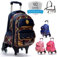 Noble Stylish 6 Wheels Trolley Backpack MC271 RA2