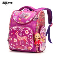 mc300 -  Preschool Kids Space Backpack / Spine Protective Childhood Bag (太空书包) -PK3
