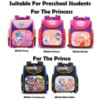 Preschool Wonderful Delicate Deisgn Spine Protective Space Backpack (太空书包) -YS1 (Promo)