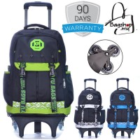 Stylish Design 6 Wheels Trolley Backpack MC308 RA2