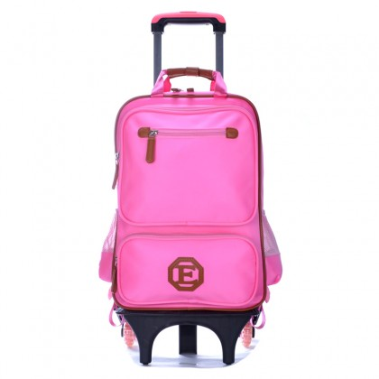 MC310 Exquisite Design 6 Wheels Trolley Backpack
