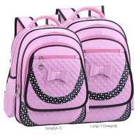 mc314 - Spine Protective Comfortable Girl Primary School Backpack / Cute Quality Design YS6