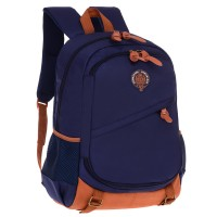 mc318 - British Style Cushion Padded Spine Protective Mutli-Pockets Primary School Student Backpack BK1