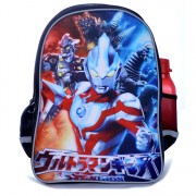 mc325 - Newest Cool Ultraman Design Kids Favorite School Backpack G1