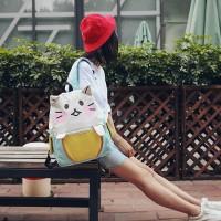 Japanese Neko Backpack mc331