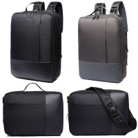 Unisex 3 Ways Carrying Smooth Material Quality Box Laptop Backpack mc365 LB5