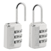 3 Numbers Coded Pad Lock RH4
