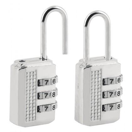 3 Numbers Coded Pad Lock RH4