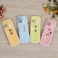 Kids Sharpener Double Layer Quality Pencil Box