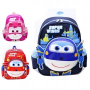 Unisex Super Wings 超级小飞侠 Cute 3d Hard Cover Super Backpack mc378 YJ2