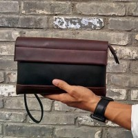 Man Trending Fashion Leather Hand Carry Clutch Bag MC382 YY
