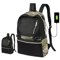 Unisex Urban Convenient Design Daily College Student Backpack mc386 RE6
