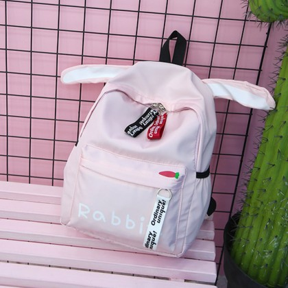 MC399 Girl New Trending Design Cute Bear / Rabbit / Cat Daily College School Backpack