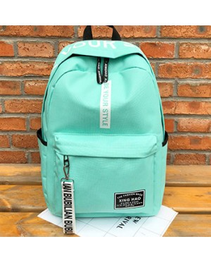 Girl Stylish New Design Daily Nylon Backpack mc401 YB1