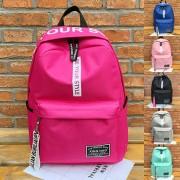 Girl Stylish New Design Daily Nylon Backpack mc401 AK1