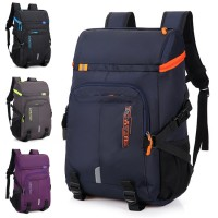 Travel Top Load Backpack Waterproof Korean Men Laptop Bag MC411 E4