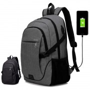 Unisex Comfortable Cushion Padded Daily Urban City Laptop Backpack MC419 YA2