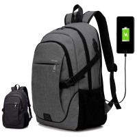 Unisex Comfortable Cushion Padded Daily Urban City Laptop Backpack MC419 YB2