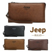 [Authentic] JEEP Man Exquisite Leather Clutch Bag / Beg Tangan Lelaki MC429 A2