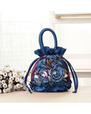 Lady Rose Design Simple Handbag / Hand Carry Bag MC424 RA2