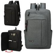 Unisex Special Design Organised Office Formal Laptop Backpack MC455 RF5