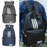 Unisex College Couple Daily Casual Nylon Backpack MC458 YG1