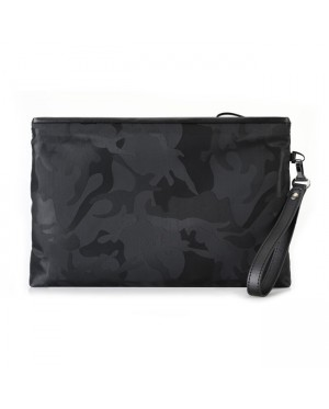 Man Camouflage Design Nylon Clutch Bag Beg Tangan Lelaki mc488 YF2