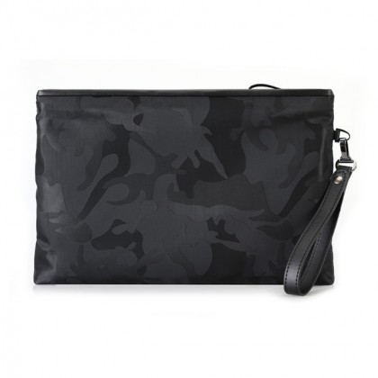 MC488 Man Camouflage Design Nylon Clutch Bag Beg Tangan Lelaki