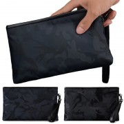 Man Camouflage Design Nylon Clutch Bag Beg Tangan Lelaki MC488 LA1